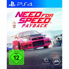 Artikelbild Need for Speed - Payback / für Sony PlayStation 4 PS4 / USK ab 12 / NEU&OVP