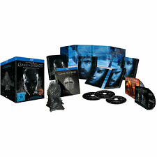 Artikelbild Game of Thrones Staffel 7 Limitierte Edition Bonus Disc Mini Thron NEU
