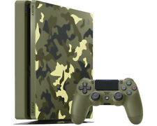 Artikelbild SONY PlayStation 4 PS4 1TB Green Camouflage Call of Duty WWII Ltd. Edition NEU