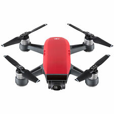 Artikelbild DJI Spark Lava Red Fly More Combo Drohne / Quadrocopter / 2-Achsen Gimbal / NEU