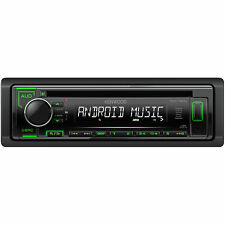 Artikelbild KENWOOD KDC-120UG Autoradio / USB / AUX-IN / CD / RDS / MP3 / Grün / NEU&OVP