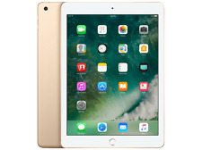Artikelbild APPLE MPGW2FD/A iPad Wi-Fi, Tablet mit 9.7 Zoll, 128 GB, Gold