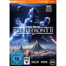 Artikelbild Star Wars Battlefront II / PC / Vollversion / Download Code / Deutsch / NEU&OVP