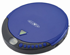 Artikelbild Reflexion PCD510MF tragbarer CD-Player MP3 Radio blau