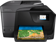 Artikelbild HP OfficeJet Pro 8710 All-in-One Printer, Multifunktionsdrucker, schwarz