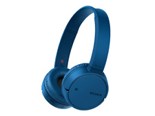 Artikelbild SONY WH-CH 500 On-ear Kopfhörer Headsetfunktion Bluetooth Blau