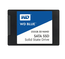 "Artikelbild Western Digital WD Blue 250GB 3D NAND Internal SSD 2.5"" SATA 3"