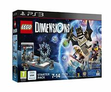 Artikelbild PS3 LEGO DIMENSIONS LEGO Dimensions Starter-Pack NEU OVP