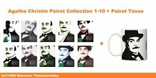 Artikelbild Agatha Christie - Poirot Collection 1 - 10 DVD Box + Tasse NEU OVP
