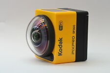 Artikelbild KODAK SP360 Extrem Actioncam, 360°, WLAN, Near Field Communication