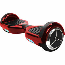 Artikelbild ICONBIT Smart Scooter E-Board 6 Zoll, Rot NEU