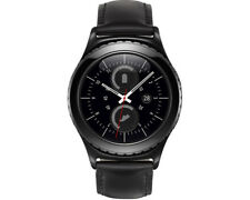 Artikelbild SAMSUNG Gear S2 classic Smart Watch 170-200 mm 4 GB 1.2 Zoll Android Schwarz