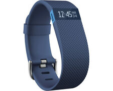 Artikelbild FITBIT Charge HR Large Activity-Tracker Gr. L Aktivitätstracker Elastomer Blau