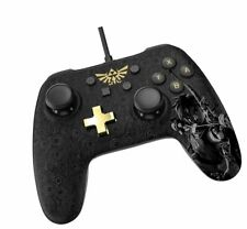 Artikelbild NORDIC GAME SUPPLY Switch Wired Controller Zelda Breath of the Wild Edition OVP