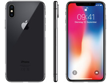 Artikelbild Apple iPHONE X 64GB SPACE GRAU - Neu & OVP