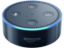 Artikelbild AMAZON Echo Dot 2. Generation Alexa Sprachsteuerung (B01DFKBG54) Black