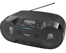 Artikelbild SONY ZS-RS70BTB CD MP3 DAB+ Radio Schwarz Bluetooth USB Rec & Play