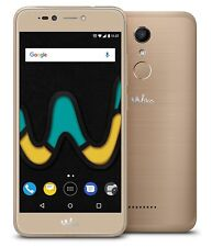 Artikelbild WIKO Upulse 32 GB Gold Dual 5,5 Zoll HD Display 13MP Hauptkamera SIM
