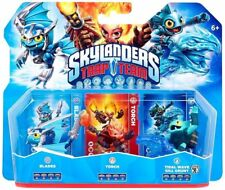 Artikelbild Skylanders Trap Team  Triple Pack - Blades Tidal Wave Gill Grunt Torch