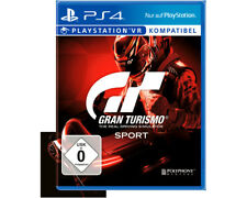 Artikelbild Sony Playstation 4 PS4 Gran Turismo Sport- GT Real Driving NEU OVP