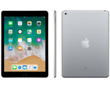 Artikelbild APPLE iPad (2018), Tablet mit 9.7 Zoll, 32 GB, iOS 11, Space Grey