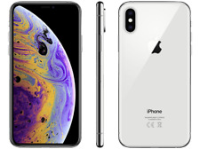 Artikelbild APPLE iPhone XS Smartphone 64 GB Silber Dual SIM
