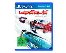 Artikelbild PS4 WipEout Omega Collection OVP