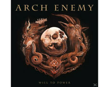 "Artikelbild Arch Enemy - Will To Power ltd. limited Boxset Box CD + LP + 7"" Vinyl NEUWERTIG"
