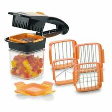 Artikelbild Genius Nicer Dicer Quick Zerkleinerer 5 in 1 Multischneider Orange