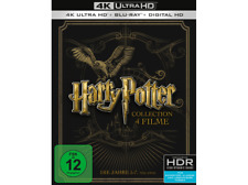 Artikelbild Harry Potter Jahre 5-7 B Exklusive Edition 4K UHD + Blu-ray + Digital HD Box NEU