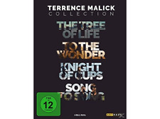 Artikelbild Terrence Malick Collection Blu Ray ltd. Ed. ArtHaus Box Tree Of Life NEUWERTIG