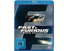 Artikelbild Fast & Furious - 7 Movie Collection [Blu-ray] | NEU & OVP