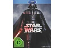 Artikelbild Star Wars - The Complete Saga I-VI [Blu-ray] | Komplettbox | NEU & OVP