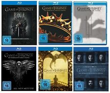 Artikelbild Game of Thrones Staffel 1+2+3+4+5+6 | Blu-ray | Staffel 1-6 | NEU & OVP