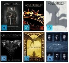 Artikelbild Game of Thrones Staffel 1+2+3+4+5+6 DVD | Staffel 1-6 | Neu & OVP