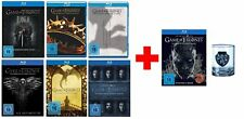 Artikelbild Game of Thrones Staffel 1+2+3+4+5+6+7+Glas | Blu-ray | Staffel 1-7 | OVP & NEU