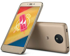 Artikelbild Motorola Moto C Plus, Smartphone, 16 GB, 5 Zoll, Whole Gold, LTE
