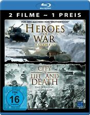 Artikelbild Heroes of War Assembly & City of Life and Death | Blu-Ray | NEU & OVP