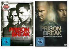 Artikelbild Prison Break – Die komplette Serie 1-4 + Final Break + Staffel 5 | DVD NEU & OVP
