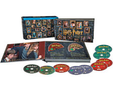 Artikelbild Harry Potter - The Complete Collection (Layflat Book) Exklusiv [Blu-ray]