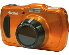 Artikelbild ROLLEI Sportsline 100 Digitalkamera 20 MP 4x opt. Zoom wasserdicht 10m Orange
