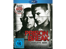 Artikelbild Prison Break – Staffel 1-4 Box + The Final Break  [Blu-ray] NEU & OVP