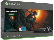 Artikelbild MICROSOFT Xbox One X 1TB  Shadow of the Tomb Raider Bundle | NEU & OVP