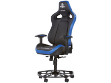 Artikelbild Playseat GPS.00172 L33T Gaming Chair - Playstation, Gaming Stuhl, Schwarz/Blau