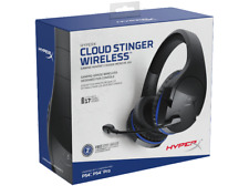Artikelbild HYPERX HyperX Cloud Stinger Wireless PS4-Gaming Headset, Gaming Headset, Schwarz