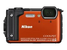 Artikelbild NIKON Coolpix W300 Digitalkamera Orange, 16MP, TFT-LCD, WLAN | NEU & OVP