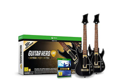 Artikelbild XBO GUITAR HERO LIVE 2-GUITAR PARTY BUNDLE NEU & OVP