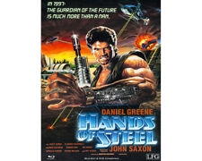 Artikelbild Hands of Steel (Paco) Blu-Ray & DVD Combopack