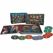 Artikelbild Harry Potter - The Complete Collection (Layflat Book Blu-ray)
