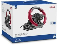 Artikelbild Speedlink Trailblazer Racing Wheel, Gaming Lenkrad für PS4, PS3, PC